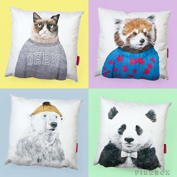 Animal Pillow Pinterest : 1000+ ideas about Animal Cushions on Pinterest Cushion covers, Cloud pillow and Animal pillows
