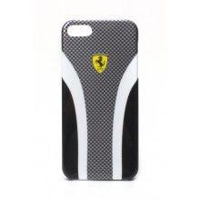Carcasa iPhone 5 Ferrari - Scuderia Fibra de Carbono Negra  Bs.F. 231,19