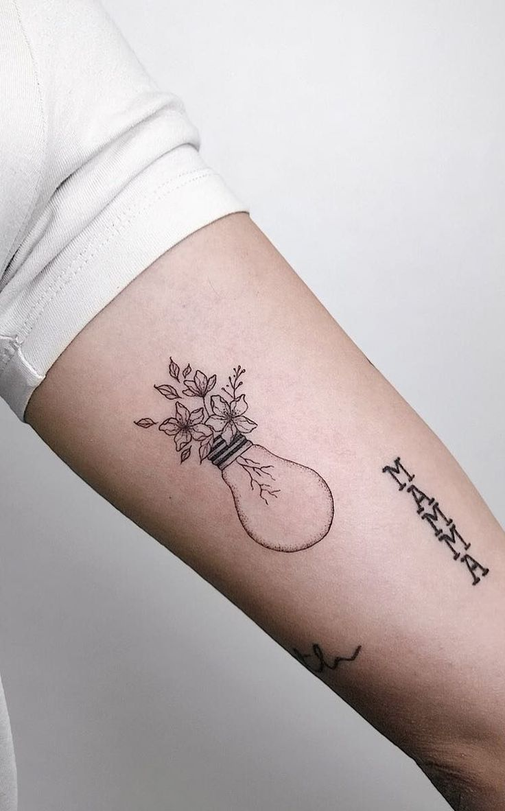 48+ Best Small and Simple Tattoos for Women and Men for 2019 Part 27