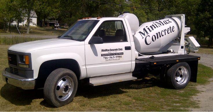 Mini Concrete Mixers Trucks For Sale Ready Mix Quot Concrete