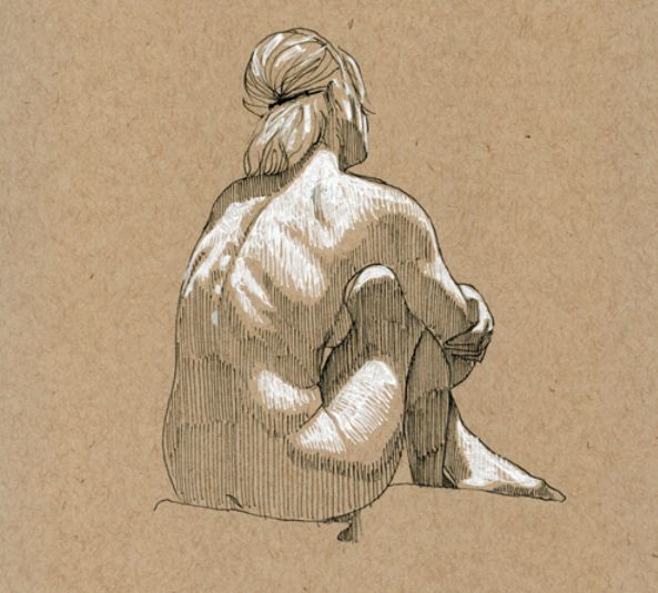 Many communities have drop-in instructed and uninstructed life drawing sessions that allow you to draw the human figure on a regular basis.