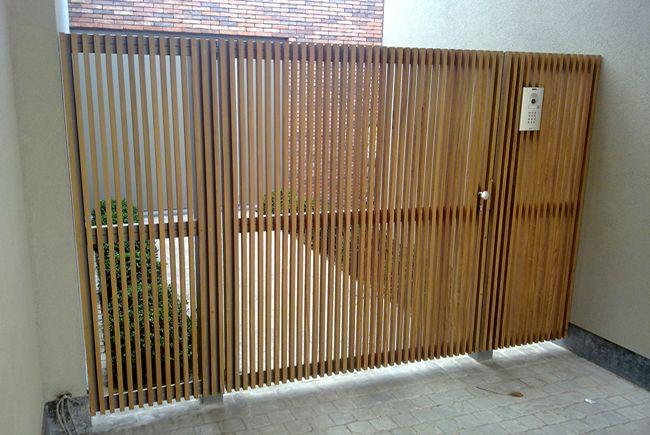 25 beste idee n over oude tuin poorten op pinterest oude poorten tuin poorten en tuinhek - Latwerk houten ...