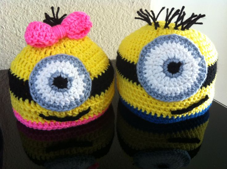 Gorros para cumpleaños temática Minions | Manualidades