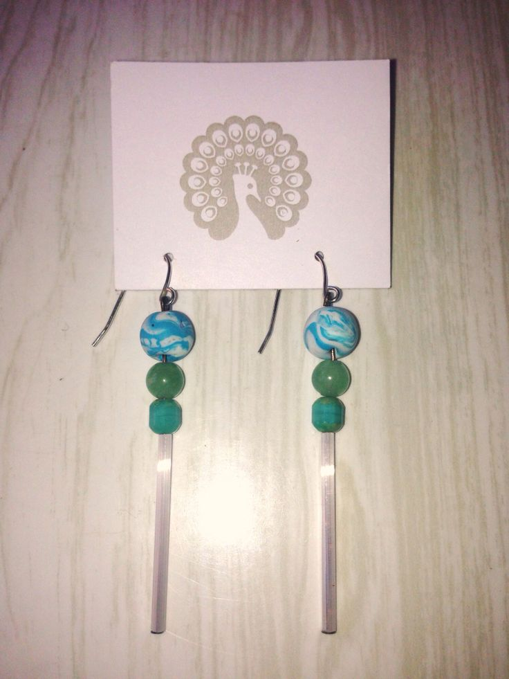 Turquoise earrings $15 on Sale Ref:Pin2.9