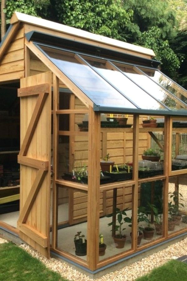 12 Simple Garden Shed Transformation Designs For Your Garden Project Garden Shed Garden Ideas Backyard Greenhouse Shed Shed Design