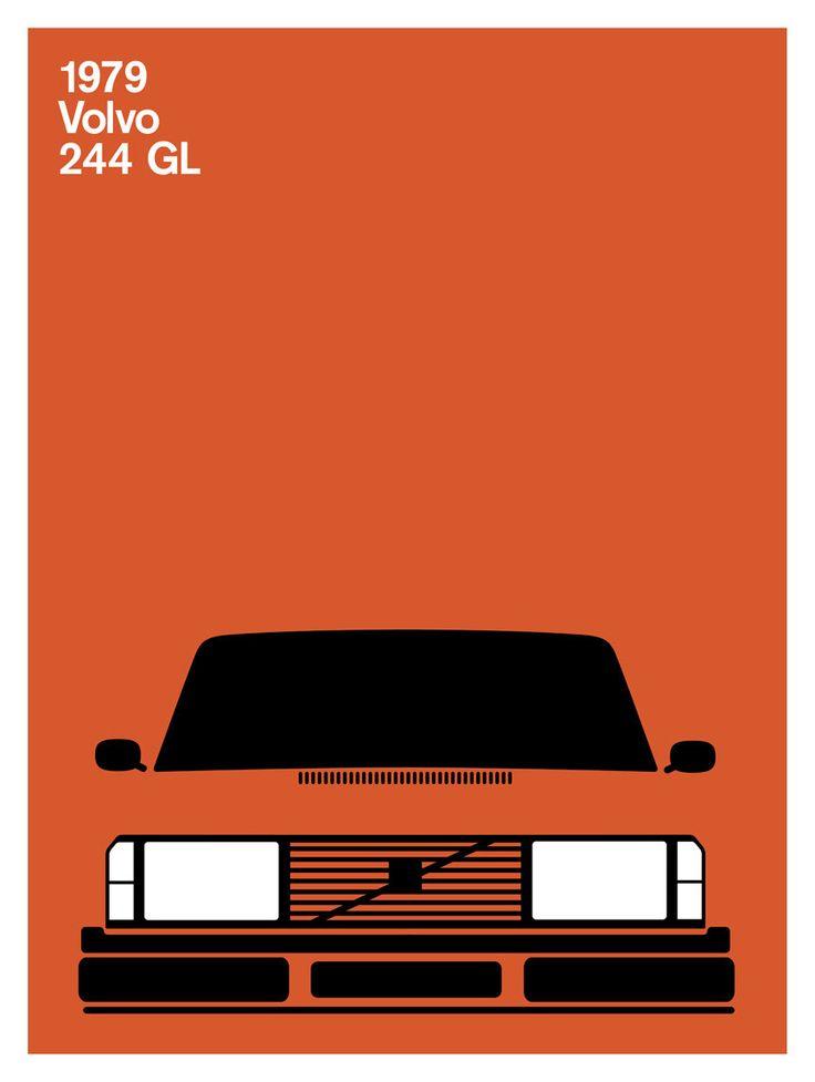 Volvo 244 GL, 1979