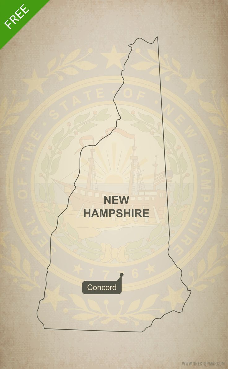 Best State Outlines Images On Pinterest - New york map eps