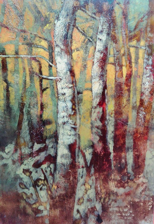 Hermoso cuadros de la serie meditación_8 de la artista Claudia Rojas http://familycenter.co/67-arte-cuadros-y-dibujosclaudia-roj… Tamaño: 80 x 56cm Técnica: Acrílico sobre lienzo