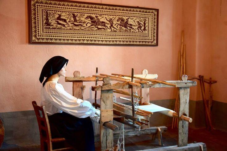 The home of the weaver, Urzulei, Ogliastra