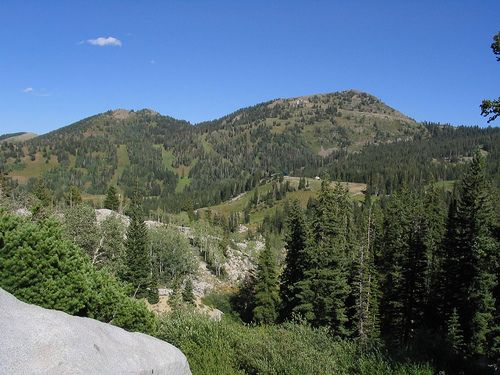 Lake Mary Hike, Brighton Ski Resort, Big Cottonwood Canyon, near Salt Lake City, Utah - http://www.slopesideliving.com/lake-mary-hike-brighton-ski-resort-big-cottonwood-canyon-near-salt-lake-city-utah/