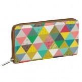 Pretty Triangles Wallet  via Lark (www.larkmade.com.au)