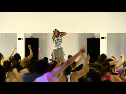 ZUMBA - COLA SONG INNA - YouTube