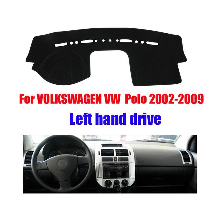 $39.90 (Buy here: https://alitems.com/g/1e8d114494ebda23ff8b16525dc3e8/?i=5&ulp=https%3A%2F%2Fwww.aliexpress.com%2Fitem%2FCar-dashboard-covers-mat-for-VOLKSWAGEN-VW-Polo-2002-2009-Left-hand-drive-dashmat-pad-dash%2F32737985903.html ) Car dashboard covers mat for VOLKSWAGEN VW  Polo 2002-2009 Left hand drive dashmat pad dash cover dashboard accessories for just $39.90