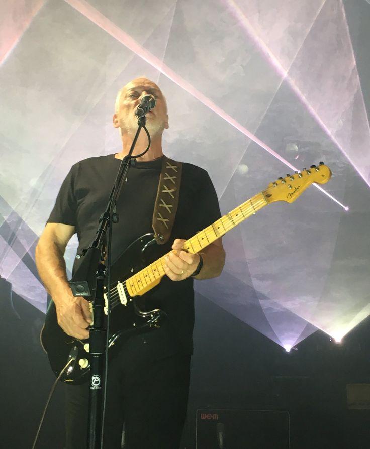 David Gilmour Royal Albert Hall 2016