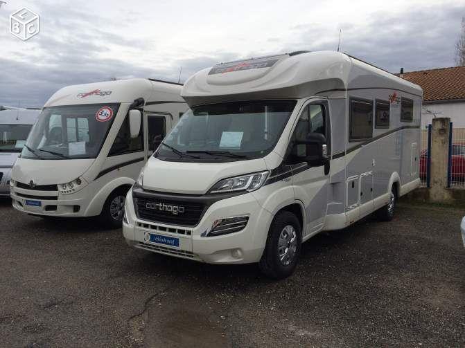 Camping-car Carthago C-Tourer T 150 Neuf