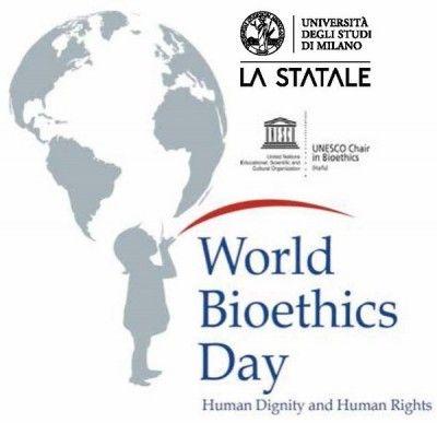 Il 19 ottobre, in occasione dellaWorld Bioethics Dayproclamata dall'UNESCO Chair in Bioethics, l'Università Statale di Milano ospita il&nb...