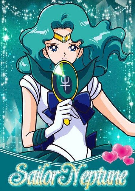 """""""Sailor Moon S"""" - Sailor Neptune"""