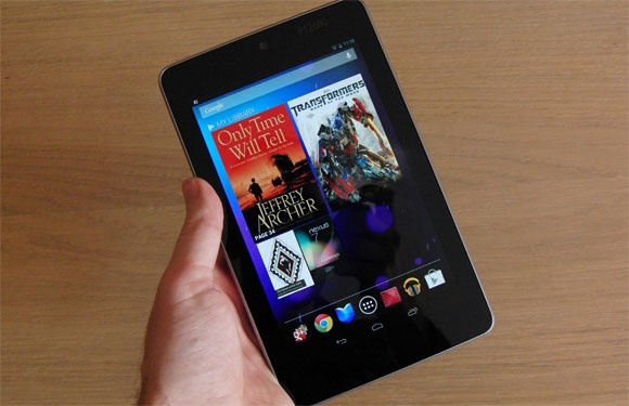 Google Nexus 7 is one of the Top 5 Tablets in the Market #google #tech #tablet #gizmo #geek #gadget
