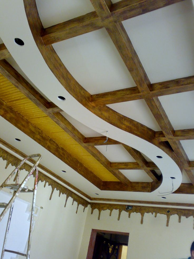 4 Curved Gypsum Ceiling Designs For Living Room 2015 Part 71