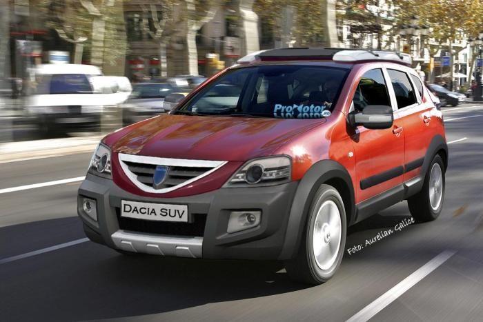 Dacia ~ Car Motor