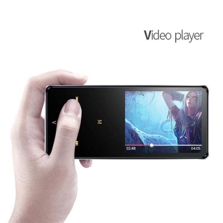 Lecteur Mp3 Mp4 Bluetooth 4 1 Lecteur De Musique Audio