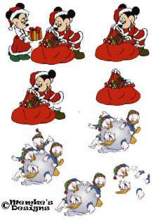 Knipvellen - Kerst