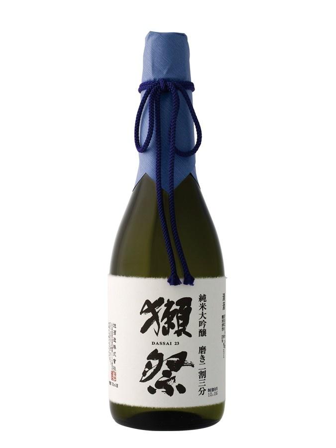 Dassai 23 Junmai Dai-ginjo from Asahi Shuzo in Yamagata