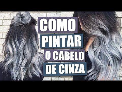 Cinza com Violeta genciana   - YouTube