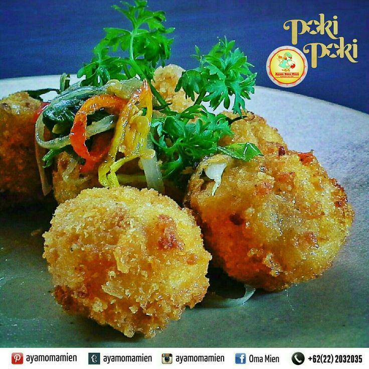 Poki-poki, Price: Rp.15.000/portion. Photo by: @ridwanspektra