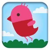 Sago Mini Forest Flyer - styr fågeln Robin till olika aktiviteter i skogen | Pappas Appar