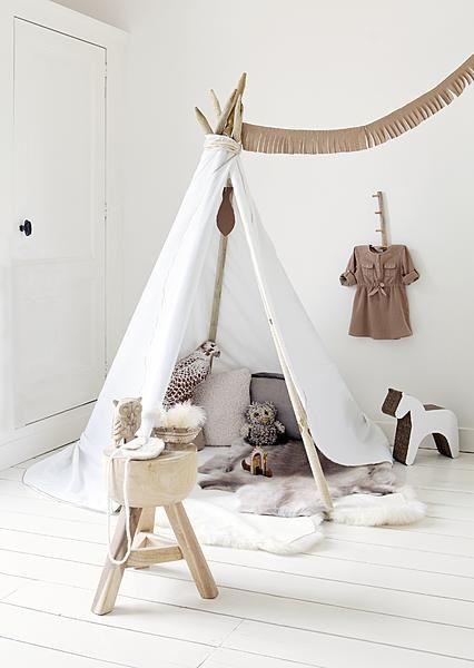 Déco au Naturel : Chambre d'enfant #1