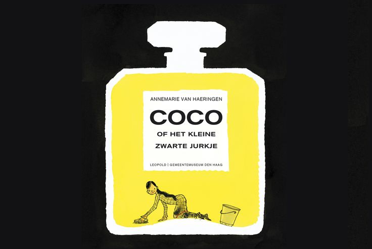 Coco groeit op in een weeshuis, waar ze naaien en borduren leert. Als ze 18 jaar is, wil ze kleding ontwerpen. Prentenboek met vaak grappige kleurenillustraties, over Coco Chanel (1883-1971), een beroemde Franse modeontwerpster.