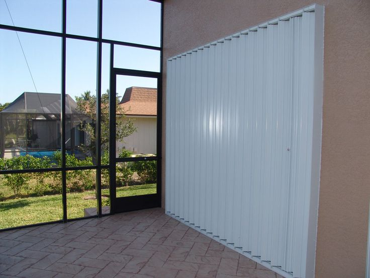 14 Best Accordion Shutters Hurricane Shutters Images On
