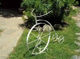 Resultado de imagen para herreria artesanal para jardines