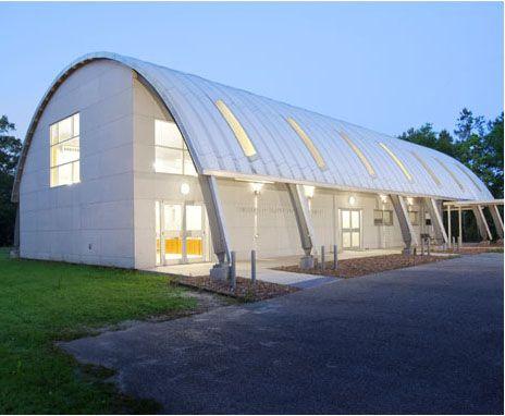 SteelMaster Blog - Unique office building features SteelMaster roofing