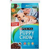 Purina Puppy Chow Soft & Crunchy Nites Dog Food (25 lbs.)