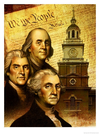 Founding Fathers Fun Facts (say that fast three times!)