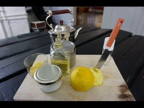 Deo-Roll-On mit Zitrone selbst herstellen mit Milenskaya
