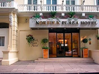 Norfolk Plaza Hotel Address 29 33 Square Paddington London W2