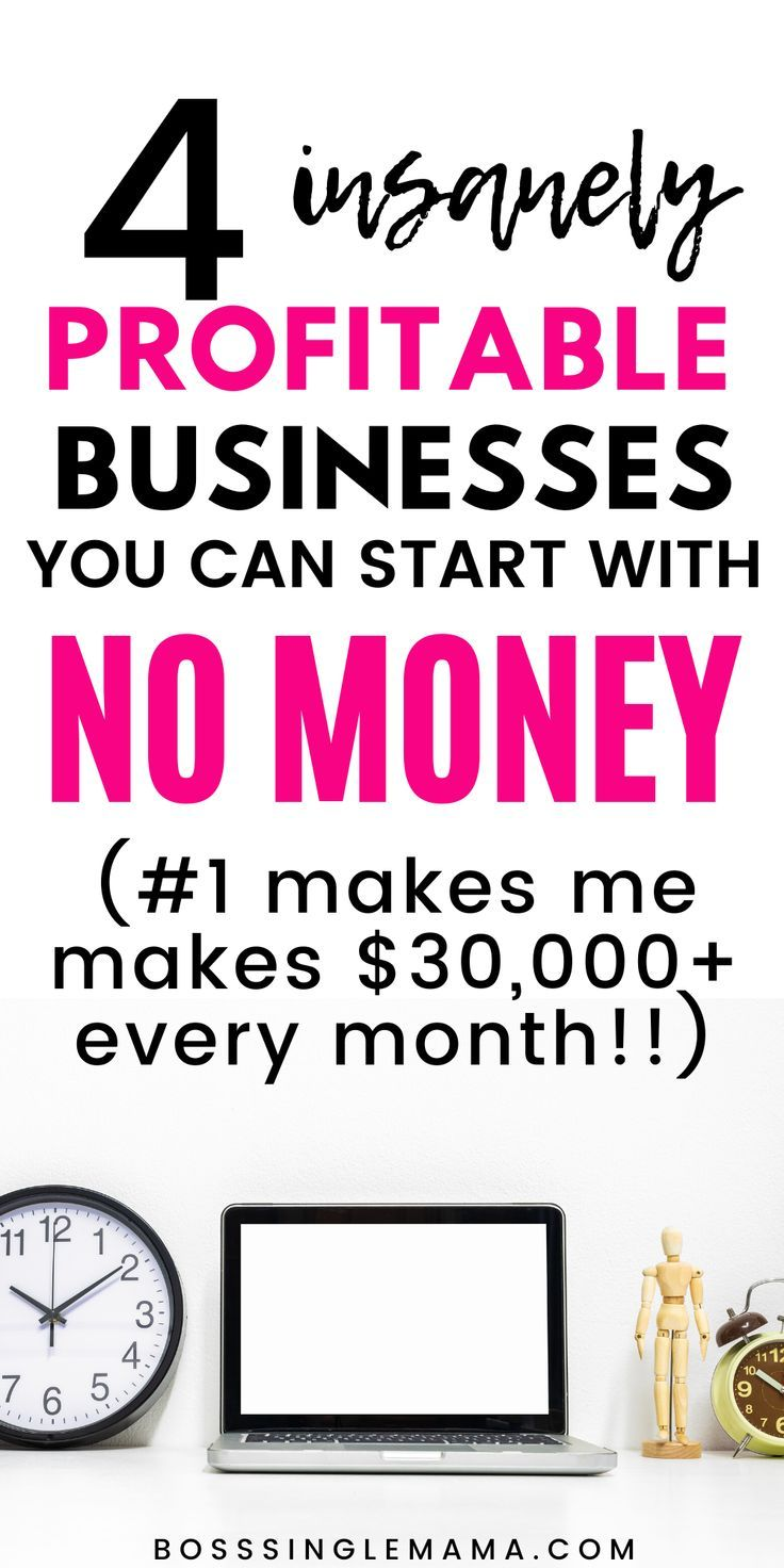 4 Amazingly Profitable Home Business Ideas for Stay at ...