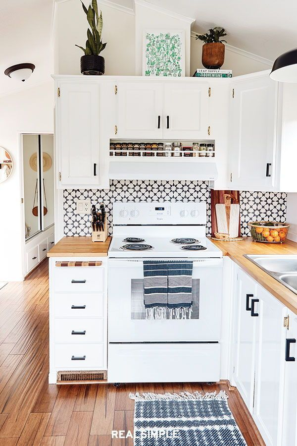 How To Live With Less From People Who Live In Tiny Houses Small Kitchen Storage Small Space Kitchen Small Kitchen