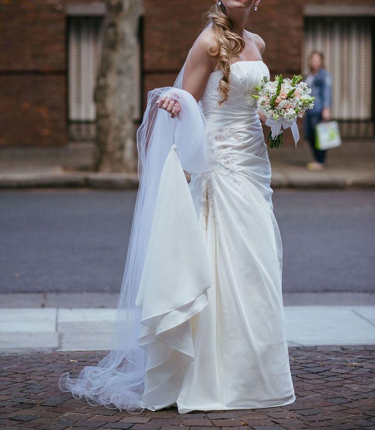 ¡Nuevo vestido publicado!  David´s Bridal Miami -T34 ¡por sólo $6500! ¡Ahorra un 46%!   http://www.weddalia.com/ar/tienda-vender-vestido-novia/david%c2%b4s-bridal-miami-t34/ #VestidosDeNovia vía www.weddalia.com/ar
