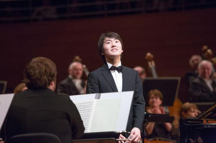 Seong-Jin Cho (the winner of 2015 Chopin piano competition)