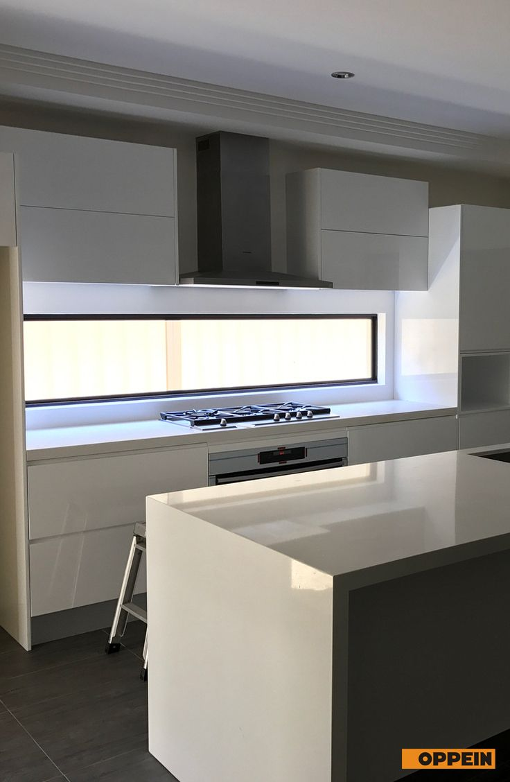 Cucina The Kitchen Company Oppein Kitchens For A Building Company In Australia Australian