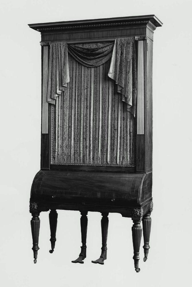 Upright grand piano  Clementi & Co., 1814