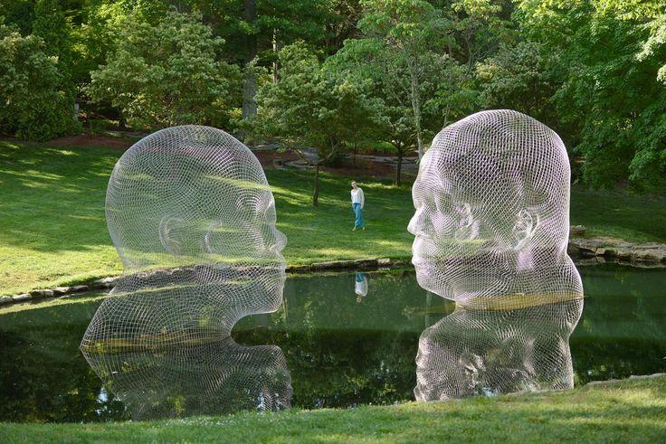 Enchanting human landscape exhibit at Cheekwood in Nashville | Nooga.com #YourOutdoorFamily