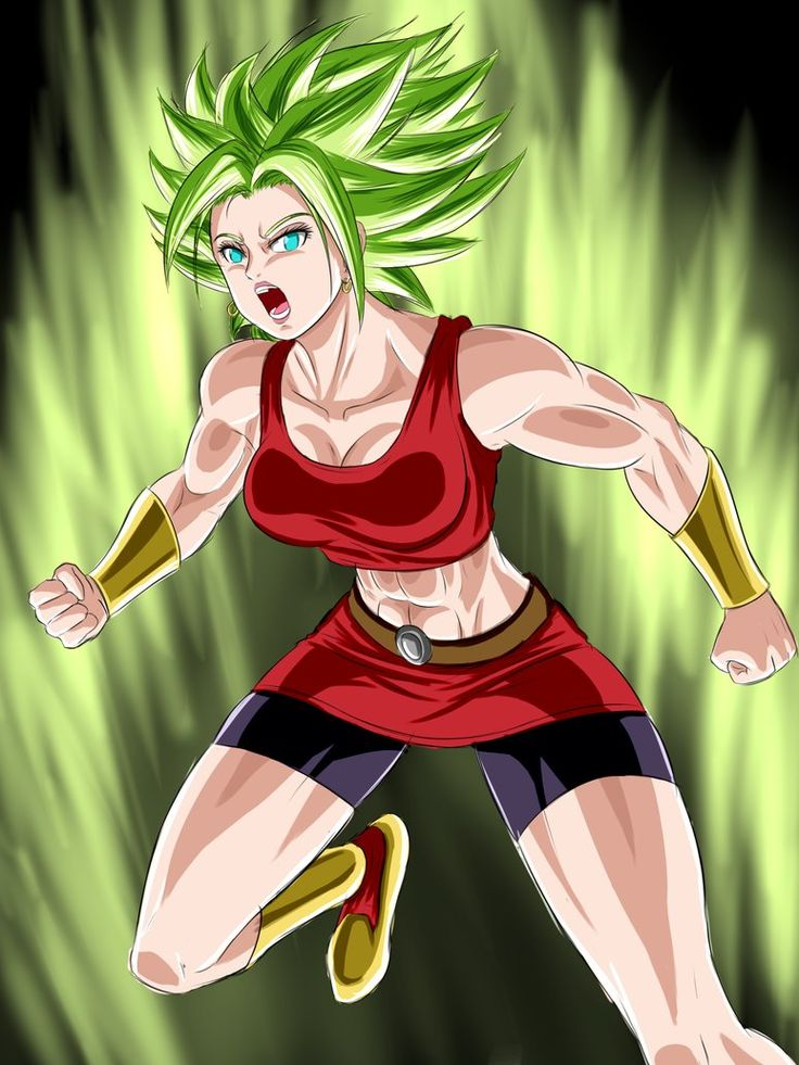 Kale Dragon Ball Super by ZantyARZ