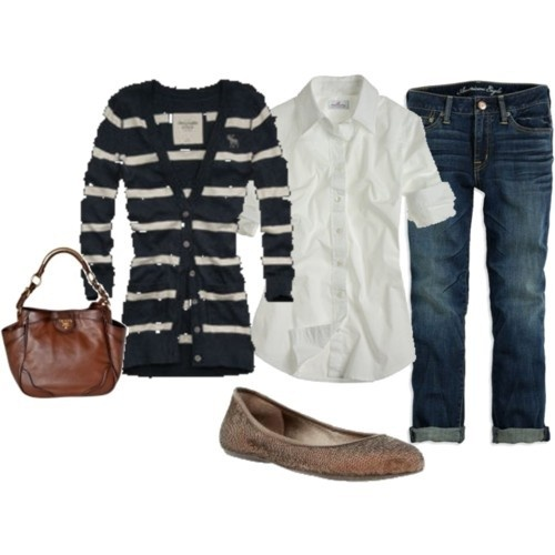 Outfit - just need the cardigan