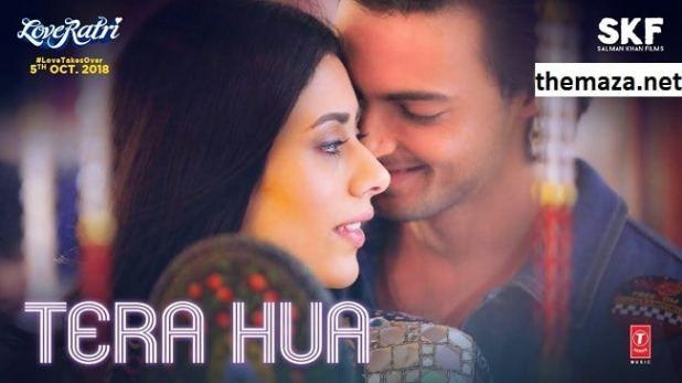 Atif Aslam Tera Hua Mp3 Song Download Loveratri 2018 Songs Song Hindi Romantic Songs
