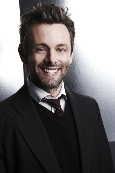 Michael Sheen.  I think he's brilliant and he intrigues me. :)